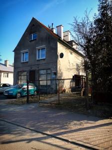 Dawny oddział NSDAP. Ulica Jodłowa 101 w Gdansku