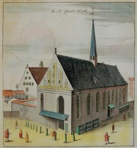 Kościół św. Ducha 1687